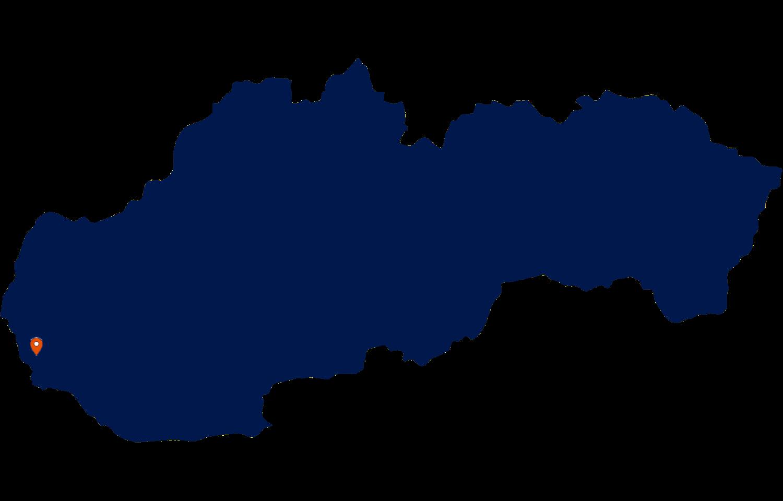 [Nezisková organizácia EDULAB, Rigeleho 1, Bratislava na Google mape]