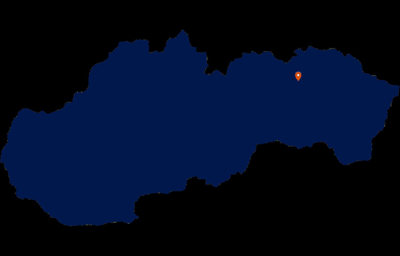 [Základná škola, Komenského 13, Sabinov na Google mape]