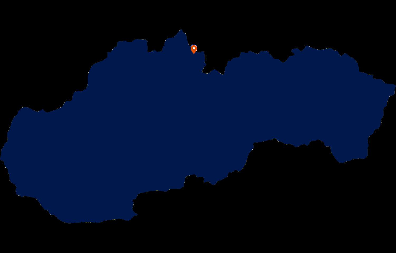[Základná škola, Hviezdoslavova 822/8, Trstená na Google mape]